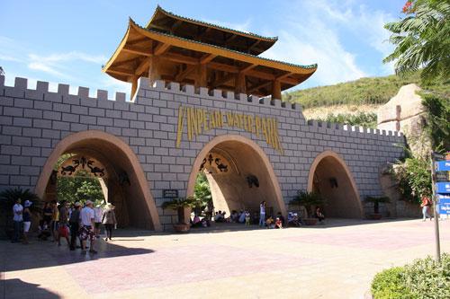 Các tour du lịch biển đảo là điểm mạnh của tỉnh Khánh Hòa