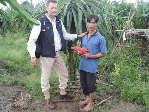 Người dân vùng đệm VQG U Minh Thượng sử dụng nguồn vốn hỗ trợ hiệu quả  Ảnh: Lê Phát Quới