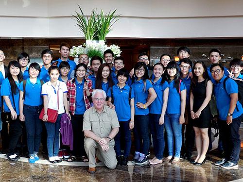 Hoạt động trải nghiệm thực tế tại doanh nghiệp của sinh viên ITEC