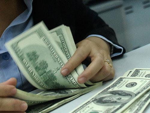 Giá USD đã tạm thời hạ nhiệt trong 2 ngày gần đây Ảnh: TẤN THẠNH