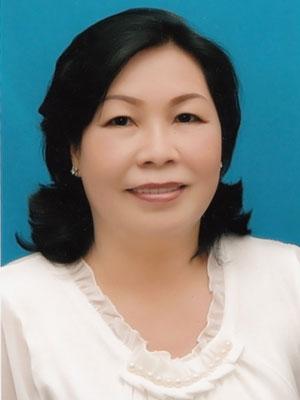 Bà Lê Ngọc Đào, Phó Giám đốc Sở Công Thương TP HCM
