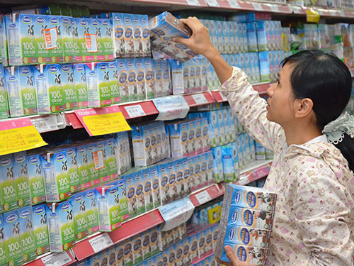 Tập đoàn Berli Jucker (Thái Lan) sau khi bỏ ra 655 triệu USD để mua lại toàn bộ hoạt động kinh doanh của Metro Cash & Carry Việt Nam, nay mua tiếp 11% cổ phiếu của Vinamilk Ảnh: TẤN THẠNH