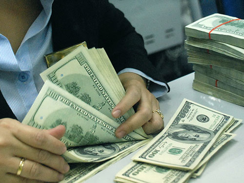 Doanh nghiệp chuộng vay ngoại tệ vì lãi suất thấpẢnh: TẤN THẠNH