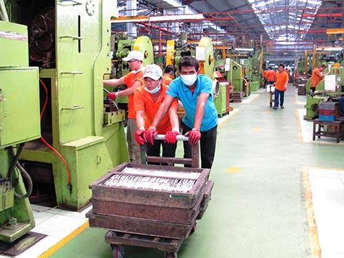 Các doanh nghiệp FDI luôn mong muốn môi trường đầu tư thông thoáng. Trong ảnh: Sản xuất hàng tiêu dùng ở Công ty TNHH Yujin Vina Việt Nam (vốn Hàn Quốc, tại KCX Linh Trung 1, TP HCM)Ảnh: HỒNG NHUNG