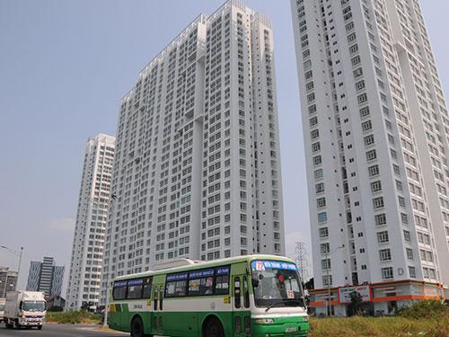 Từ năm 2008 đến nay mới có khoảng 200 người nước ngoài mua được nhà tại Việt Nam. Ảnh tư liệu