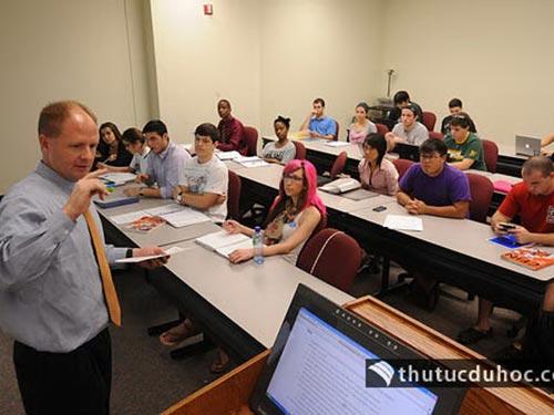 Dạy và học tại một ĐH cộng đồng ở MỹẢnh: HCMCEDUSA