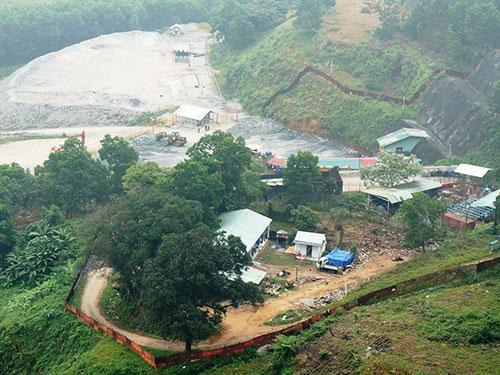Mỏ vàng Bồng Miêu thông báo hoạt động trở lại mặc dù vẫn chây ì trả tiền nợ thuế