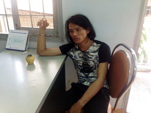 Nguyễn Văn Hiệp tại cơ quan điều tra