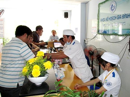 Đăng ký khám tại Khoa Kế hoạch gia đình Bệnh viện Phụ sản Từ Dũ (TP HCM)