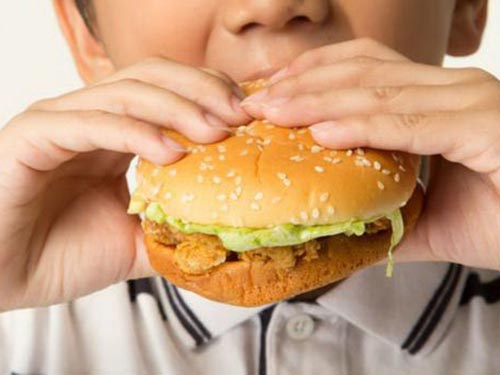 Thức ăn nhanh chứa nhiều chất béo và đường nhưng thiếu một số chất dinh dưỡng cần thiết Ảnh: TOP SANTÉ