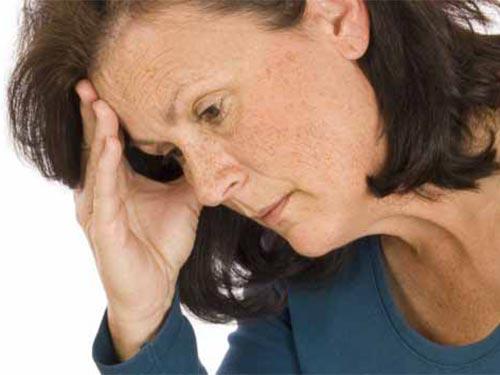 Stress khiến quá trình trao đổi chất sau bữa ăn chậm lại. Ảnh: ABCNEWS