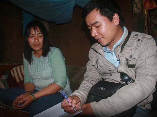 Chị Hái kể lại câu chuyện 17 năm sống nơi đất khách quê người