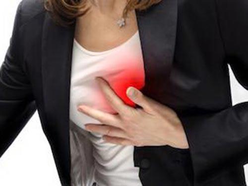 Xét nghiệm mới căn cứ vào tế bào endothelial có thể dự báo cơn đau tim Ảnh: MNT