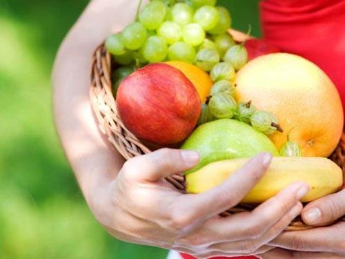 Dùng trái cây hằng ngày kéo giảm nguy cơ bệnh tim từ 25% đến 40% Ảnh MNT