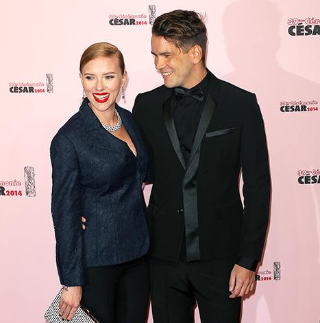 Scarlett Johansson và chồng sắp cưới