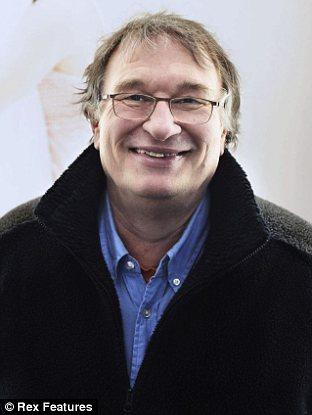Tác giả thực hiện bộ ảnh trên Dieter Leistner. Ảnh: Rex Features