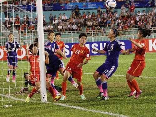 Hàng thủ Việt Nam sẽ tiếp tục chơi tập trung như hiệp đầu trận thua Nhật Bản