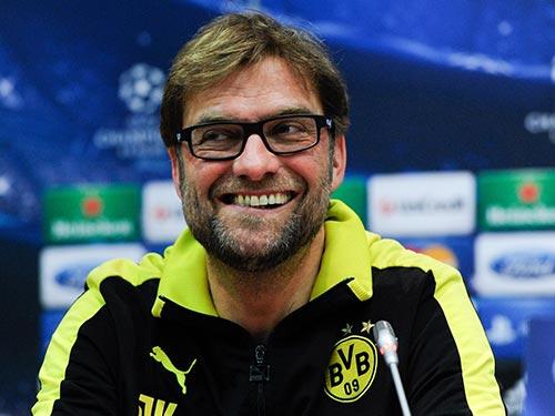 HLV Klopp của Dortmund thoải mái trước chuyến làm khách tại London  Ảnh: REUTERS