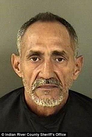 Nghi phạm Rene Herrera Cruz, 59 tuổi. Ảnh: Daily Mail