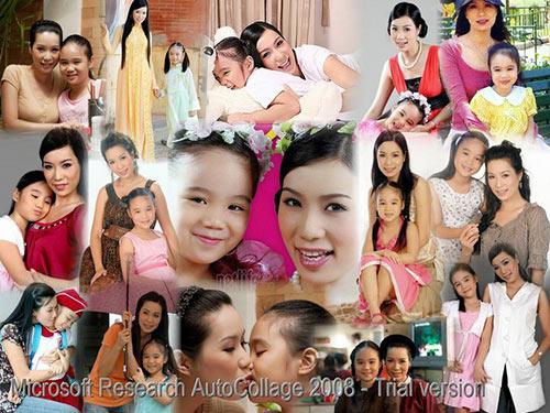 Những hình ảnh được Trịnh Kim Chi chia sẻ nhân dịp 14 năm ngày cưới
