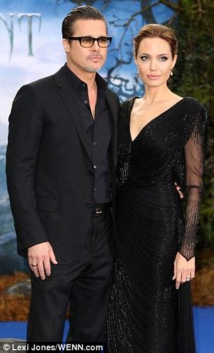 Brad và vợ hiện tại