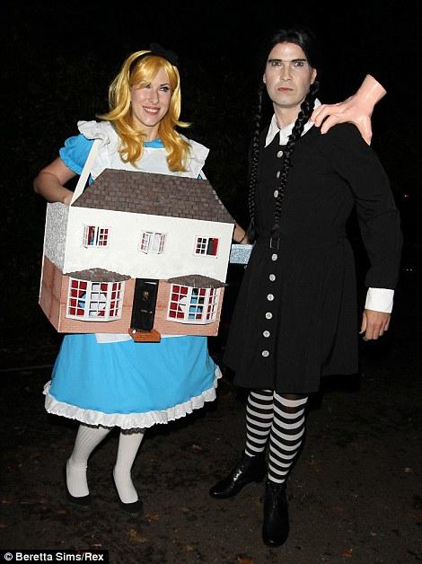 Jimmy Carr và bạn gái