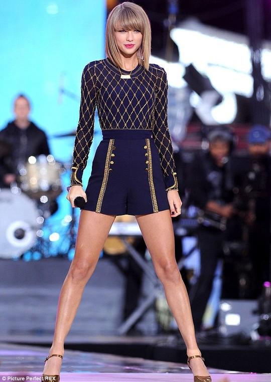 Taylor Swift là sao trẻ có tấm lòng nhân hậu