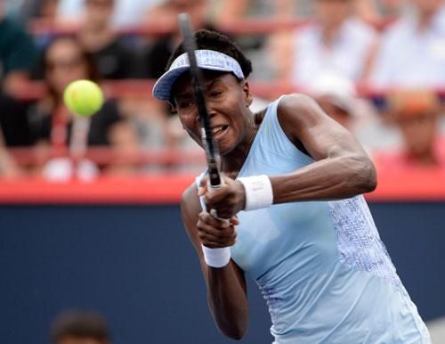 Venus có cơ hội giành danh hiệu thứ 46 trong sự nghiệp Ảnh: REUTERS