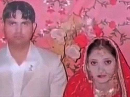 Cô gái tên Mewish bị cha mẹ giết sau khi kết hôn với người đàn ông ở đẳng cấp thấp hơn Ảnh: Telegraph