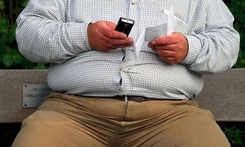 Chi phí chăm sóc sức khỏe người béo phì đang gia tăng Ảnh: ALAMY