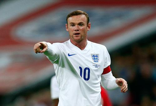 Chuẩn bị quà mừng Rooney
