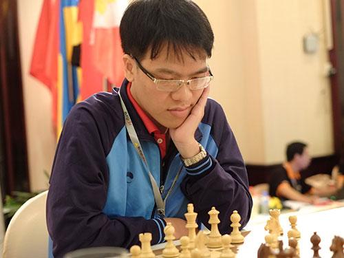 Quang Liêm chuẩn bị tích cực để thi đấu đúng phong độ ở Giải HDBank 2014