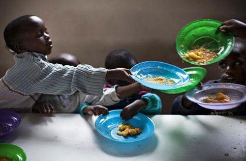 Thế giới vẫn còn 805 triệu người thiếu ănẢnh: REUTERS