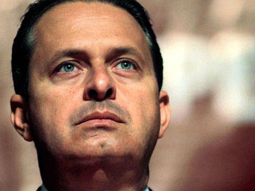 Lãnh đạo Đảng Xã hộichủ nghĩa (PSB) Eduardo Campos. Ảnh: Folhapress