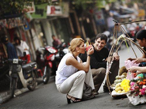 Hà Nội đang là một trong những thành phố hấp dẫn du khách nhất thế giới Ảnh: holidayforce.com