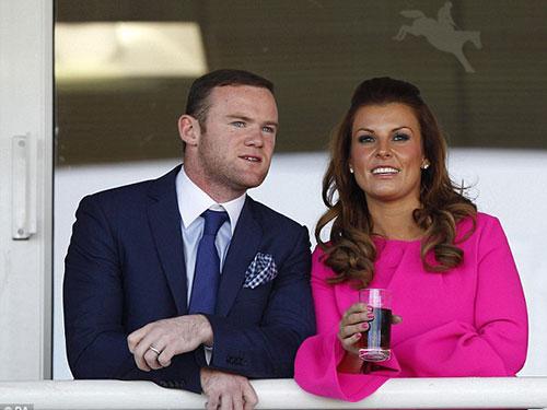 Cô vợ Coleen của Rooney sẽ được sang Brazil cùng chồng Ảnh: PA