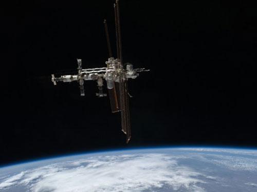 Nga muốn Trạm Không gian Quốc tế chỉ hoạt động đến năm 2020 Ảnh: NASA