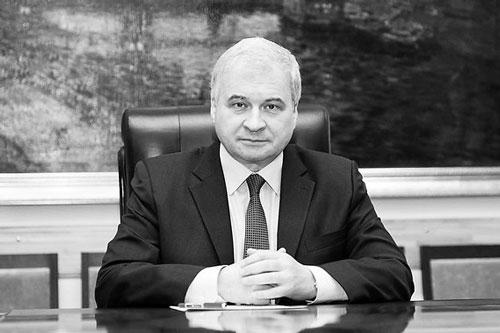 Đại sứ Nga tại Trung Quốc Andrey Denisov Ảnh: HOÀN CẦU