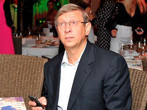 Ông Vladimir Evtushenkov, Chủ tịch HĐQT Công ty Cổ phần mở AFK Systema Ảnh: RUSSIAN LOOK