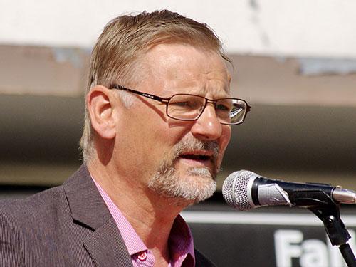 Ông Mats Pilhem, người ủng hộ việc thí điểm làm việc 6 giờ/ngày Ảnh: FLICKR