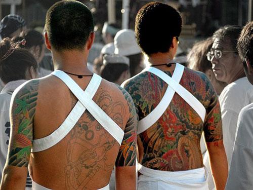 Số lượng thành viên yakuza ở Nhật đã giảm xuống mức thấp kỷ lục trong năm 2013 Ảnh: Tokyo Weekender