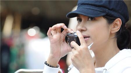 Việt Trinh là một nữ đạo diễn yêu nghề
