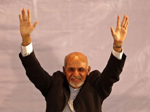 Ông Ashraf Ghani Ahmadzai Ảnh: Reuters