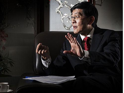 Ông Mã Tập Thắng Ảnh: Reuters