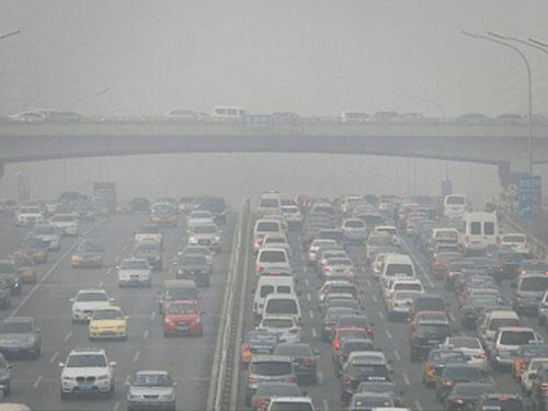 Tác hại của ô nhiễm ở Bắc Kinh còn ảnh hưởng đến các khu vực khác trên thế giới. Ảnh: SCMP