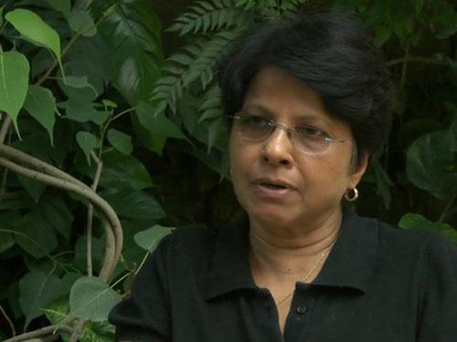 Bà Taralika Lahiri Ảnh: BBC