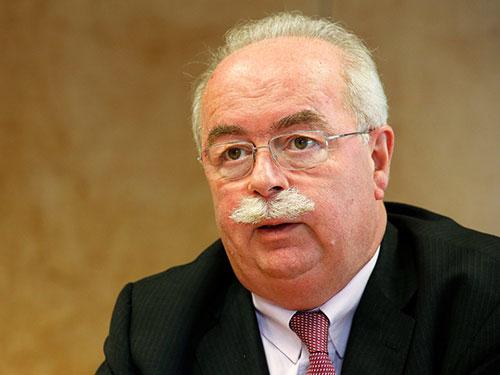 Ông Christophe de Margerie Ảnh: Reuters