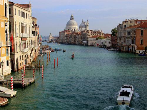 Venice có thể trở thành thủ phủ của Cộng hòa Veneto? Ảnh: Reuters