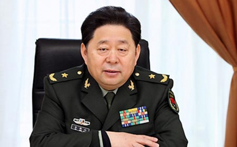 Tướng Gu Junshan. Ảnh: South China Morning Post