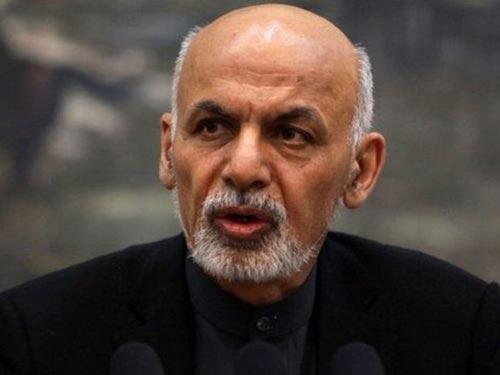 Tổng thống Afghanistan Asraf Ghani lên án hành vi tra tấn tàn bạo của CIA Ảnh: EPA